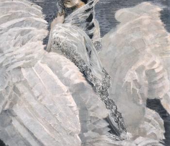Врубель - Царевна-лебедь (Морфо)